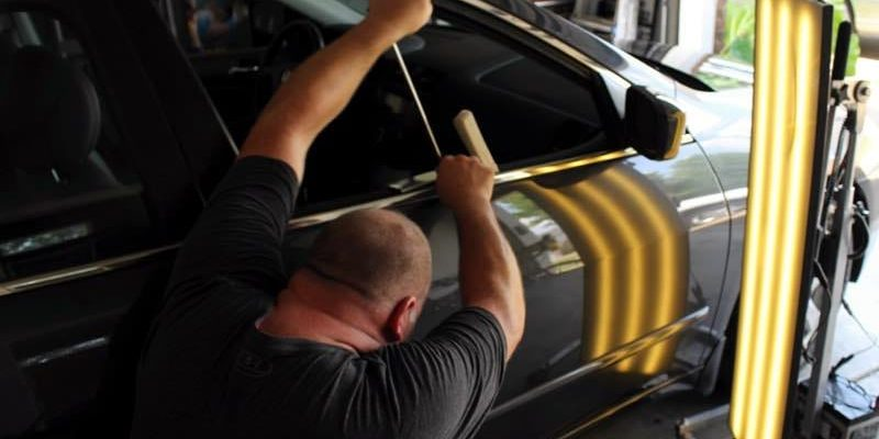 PDR Paintless Dent Repair Collierville | Mid-South DentPro PDR Image